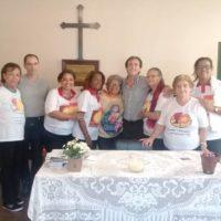 Encontro mensal comunidade ALLS Sant'Ana - Rio de Janeiro.