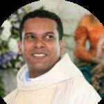 Aniversário de ordenação Pe. Renivaldo.