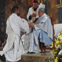 Ordenação Presbiteral de Alexander Espitia Paiba, sss da Província Juan XXIII da Colômbia
