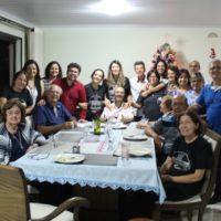 Leigos e Leigas sss de Caratinga celebram encerramento do ano