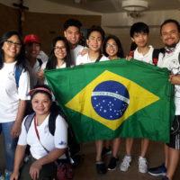 Escolásticos Sacramentinos participam da JMJ – Panamá 2019.