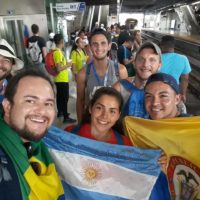 Ir. Elissandro na Jornada Mundial da Juventude – Panamá 2019