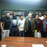 Superior Geral Pe. Eugênio Barbosa Martins visita a Província São João XXIII na Colômbia