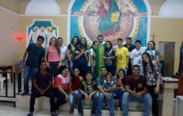 Pe. Christian Retamales se despede da Paróquia Santíssima Trindade