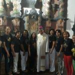 Celebração dos Leigos Sacramentinos de Paracatu