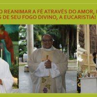 Boa Viagem promove celebração de envio de padres sacramentinos