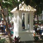 Ministério Público pede retirada de oratório de praça do Rio de Janeiro e sacerdote responde