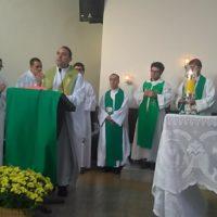 Pe. Jackson Assume Reitoria do Santuário Eucarístico São Pedro Julião Eymard em Sete Lagoas