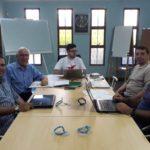 Reunião do Conselho Provincial.