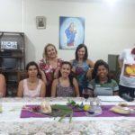 Encontro de formação Leigas Sacramentinas de Sete Lagoas