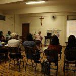 Início do período de formação na Paróquia – Santuário Coração Eucarístico de Jesus – Caratinga.