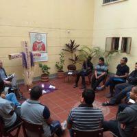 Ciclo de formação dos Escolásticos Sacramentinos – Bogotá, Colômbia