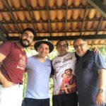 Pe. Gleidson Forte em Fortaleza, sua nova comunidade sacramentina