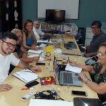Coordenação da ALLS reunida no Centro Emaús, Belo Horizonte