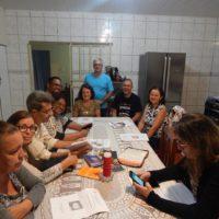 Reunião de Formação ALLS – Caratinga MG