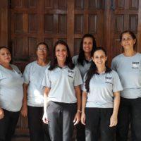 Funcionários do Santuário S.P.J. Eymard de Sete Lagoas
