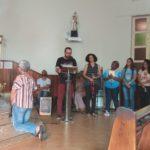 Festa da Misericórdia no Santuário de Adoração Eucarística em Sete Lagoas