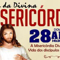 Participe da Festa da Divina Misericórdia em Sete Lagoas