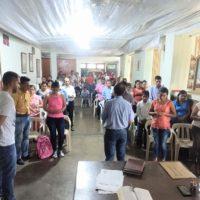 Escolásticos preparam Missão de Semana Santa