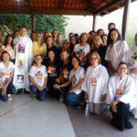 Retiro da ALLS em Paracatu reúne leigas e vocacionados em momentos de profunda espiritualidade