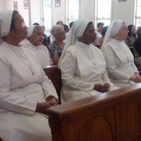 25 anos de Vida Religiosa Irmã Udesira Mata, Serva do Santíssimo Sacramento