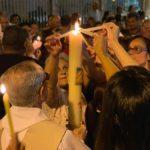 Celebração da Páscoa de Ressurreição no Santuário de adoração SPJE, Sete Lagoas