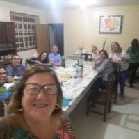 Formação em Sete Lagoas e encerramento das visitas do semestre da Coordenação ALLS