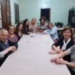 Visita da Coordenação Provincial da ALLS à Comunidade de leigas de Sete Lagoas.