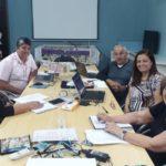 Reunião Coordenação Provincial ALLS