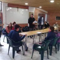 Espiritualidade da mesa no Escolasticado - Colômbia