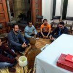 A vida dos escolásticos na Colômbia