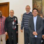 Encontro em Roma da Comissão Internacional de Finanças da Congregação