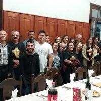 Visita da Coordenação Provincial da ALLS à Comunidade Boa Viagem, em Belo Horizonte - MG
