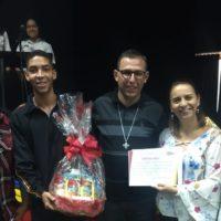 Palestra do Ir. Joel Fernandes no Colégio Tiradentes – Belo Horizonte