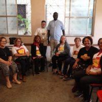 Visita da Coordenação Provincial da ALLS à Comunidade Sant'Ana - RJ
