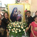 Comunidade Santíssima Trindade celebra a Festa de Nossa Senhora do Santíssimo Sacramento
