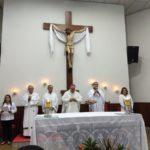 Início da VI Semana Eucarística no Santuário de Adoração em Sete Lagoas