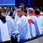 Ir. Joel participa do encontro do Apostolado da Oração no Santuario N. S. de Aparecida