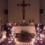 Lucernário no Santuário de Adoração em Sete Lagoas