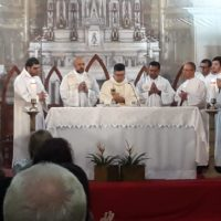 Pe. Marcelo Carlos da Silva celebra 8 anos de Ordenação Presbiteral