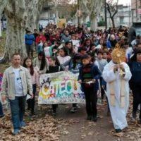 Celebração Corpus Christi Paróquia Santíssimo Sacramento Rosário
