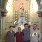Encontro Vocacional Paróquia Santa Ifigênia – São Paulo