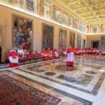 Papa presidirá Consistório Ordinário Público para a Canonização de cinco Beatos