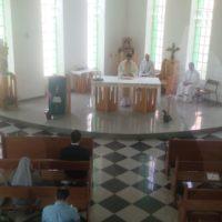 Eucaristia de encerramento da Assembleia Provincial 2019