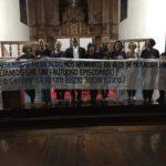 Monsenhor Hernaldo P. Farias agradece gesto fraterno de Dom Jorge Alves e as Leigas Sacramentinas de Paracatu