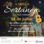 5ª Missa Sertaneja – Paróquia Nossa Senhora da Boa Viagem