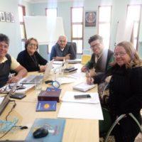 Reunião Trimestral da Coordenação Provincial da ALLS