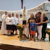 Missa festiva de São Pedro Julião Eymard em São Benedito