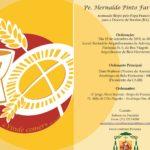 Ordenação Episcopal Monsenhor Hernaldo Pinto Farias, sss