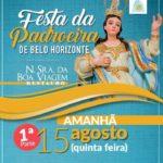 Festa da Padroeira de Belo Horizonte